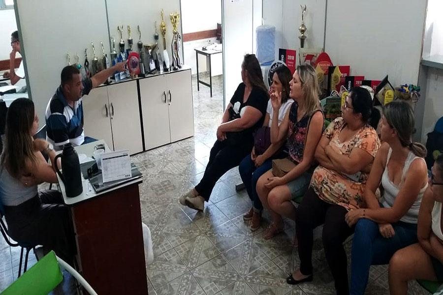 Comissão de mães vai atuar na cobrança e solução de problemas do Esporte