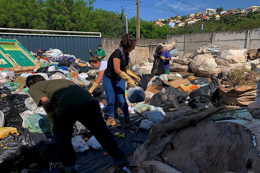 Estudo sobre o lixo para ampliar coleta seletiva em São Lourenço é iniciado