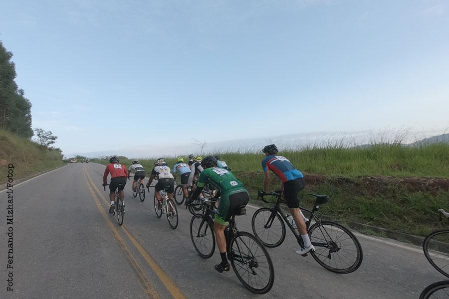 Circuito das Águas de MG recebe evento de ciclismo de estrada