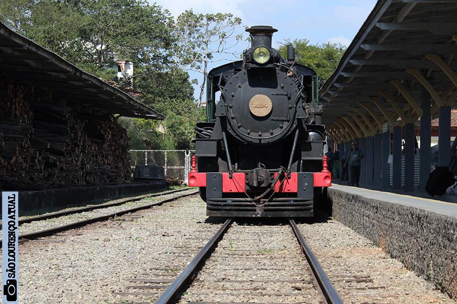 Sul de Minas reivindica trem da Mantiqueira