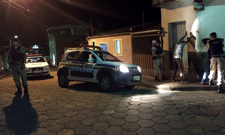 São Lourenço: autor é preso por tráfico de drogas