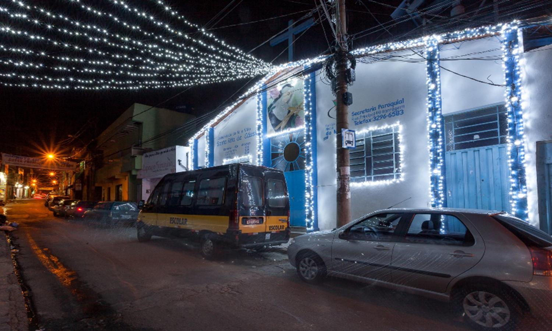 Cemig orienta para instalação segura de enfeites de Natal