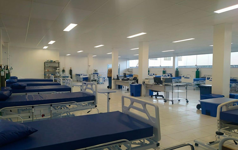 Prefeitura cede espaço da UPA para Hospital ampliar leitos Covid-19 em SL