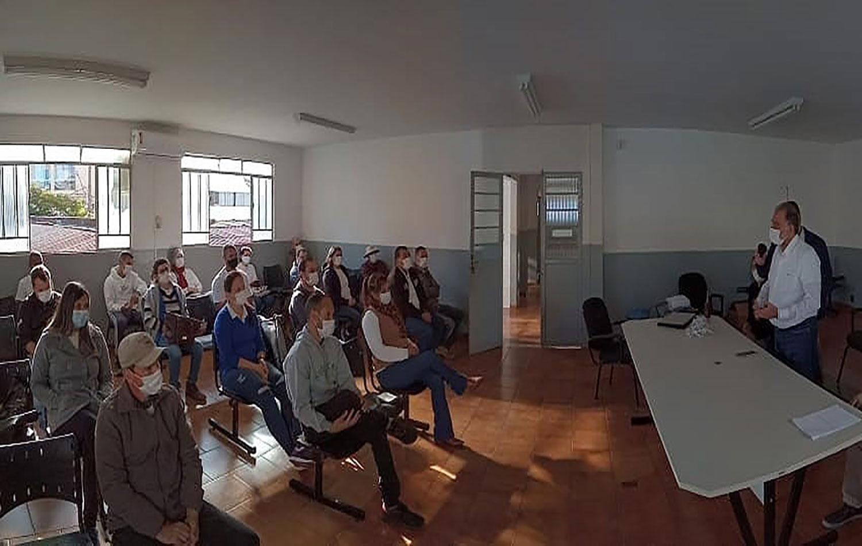 Agentes de endemia ultrapassam meta do Ministério da Saúde de visita a imóveis em São Lourenço